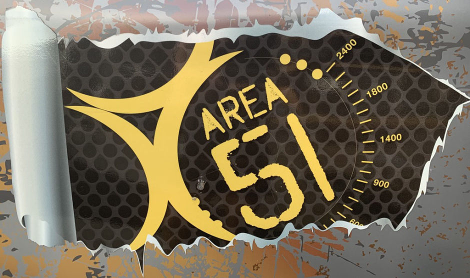 Area 51 Power - Power to the People!Area 51 Power | Power to