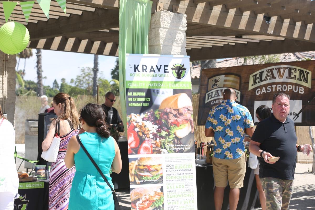 Krave Kobe Burger Grill and Haven Gastropub